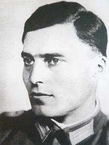Claus Schenk Graf von Stauffenberg 1907-1944
